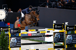 Whitaker Robert, GBR, Catwalk IV<br /> LONGINES FEI World Cup™ Finals Paris 2018<br /> © Dirk Caremans<br /> 13/04/2018