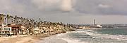 Oceanside Beach Community Looking South