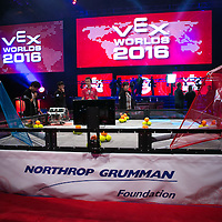 VEX Worlds Saturday, April 23, 2016