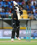 Black Caps Tom Latham during the Fifth ODI of the 2019 ANZ International ODI Series. Blackcaps v India at Westpac Stadium, Wellington, Sunday 3rd February 2019. © Copyright Photo: Grant Down / www.photosport.nz