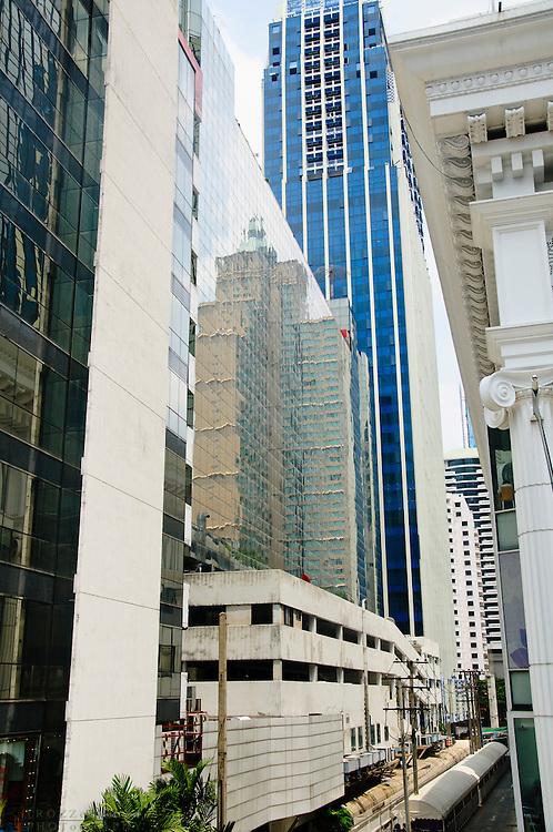 Buildings, Bangkok Thailand