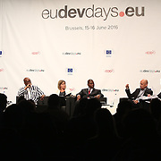 20160615 - Brussels , Belgium - 2016 June 15th - European Development Days - Implementing Sustainable Development Goal 16 for peaceful and inclusive societies © European Union