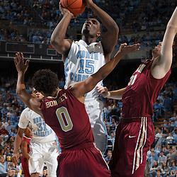 2011-12-29 Elon at North Carolina basketball
