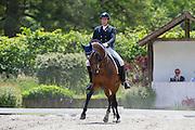 Olivier d' Ythurbide - Satiago V<br /> Pro Elite Pamfou Dressage 2015<br /> &copy; DigiShots