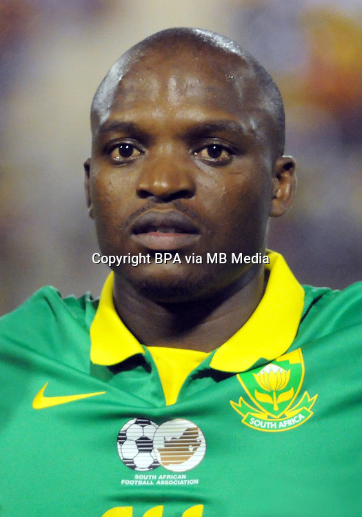 Fifa Men&acute;s Tournament - Olympic Games Rio 2016 - <br /> South Africa National Team - <br /> Gift Motupa