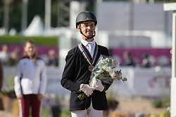 Snikus Richards, LAT,<br /> D1 FEI Grand Prix - Team Competition<br /> FEI European Para Dressage Championships - Goteborg 2017 <br /> © Hippo Foto - Dirk Caremans<br /> 22/08/2017,