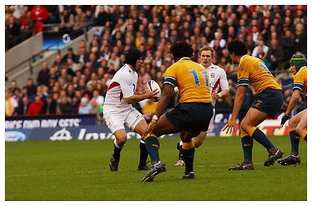 England v Australia. Investec Challenge. 27-11-04.Season 2004-2005.