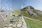 Trentino,  Località Col Rodella, Campitello di Fassa, Rifugio Friedrich August