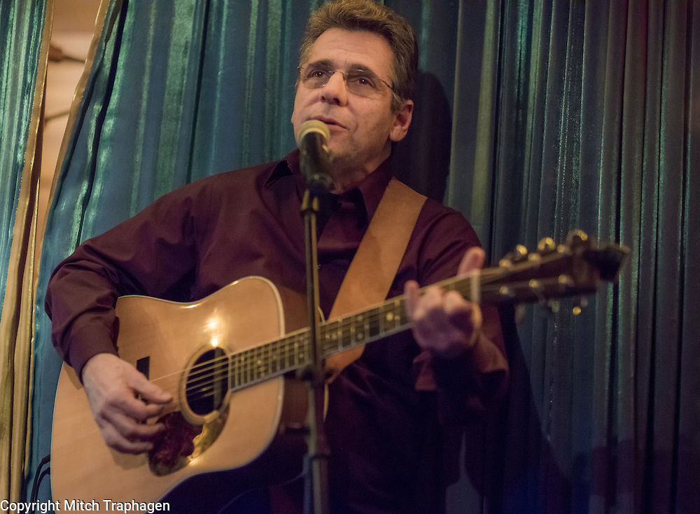 Artists Without Walls March 2016 Showcase at Sid Gold's in Manhattan on March 29, 2016. With Charles Hale, blues/guitarist Chris Bergson, singer songwriters David S. Goldman and Lara Herscovitch, and actor Noel Lawlor.