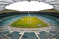 Picture by Andrew Tobin/Focus Images Ltd. 07710 761829. .27/12/11. General views of Twickenham Stadium taken before the Aviva Premiership match between Harlequins and Saracens at Twickenham Stadium, London.