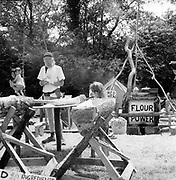 'Flour Power', at Glastonbury, 1989.