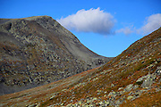 Sylene are mountains in Mid-Norway, on the border to Sweden. Also called Sylan, Sylarna (swedish) and  Bealjehkh (sami). Protected nature since 11. April 2008. The highest peak is Storsylen (1762).