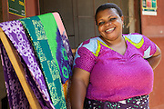 Asia Diwala owns and runs a Batik business in KwaMatias, Tanzania.<br /> <br /> She attended MKUBWA enterprise training run by the Tanzania Gatsby Trust in partnership with The Cherie Blair Foundation for Women.