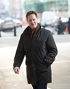 Andrew Marr Show arrivals at Broadcasting House, BBC TV, London, Great Britain <br /> 22nd January 2017 <br /> <br /> <br /> Nick Clegg MP <br /> <br /> <br /> <br /> <br /> Photograph by Elliott Franks <br /> Image licensed to Elliott Franks Photography Services