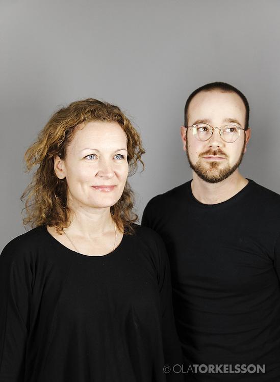 Stockholm 2014. Social Democrats. L&ouml;fvens people. Ekberg och Nises.<br /> Client: Fokus Magazine.<br /> Photo by Ola Torkelsson<br /> Copyright Ola Torkelsson &copy;