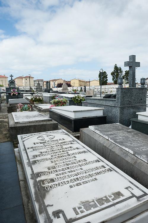 Cementerio de la Carriona, Nothern Spain