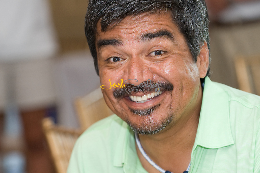 George Lopez by Josh Sailor