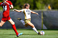 FIU Women's Soccer vs FAU (Oct 25 2015)