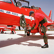 Red Arrows, RAF Akrotiri 2004