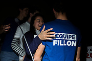 Courbevoie march 2017 - Meeting Francois Fillon.