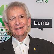 NLD/Amsterdam/20180305 - Uitreiking Buma Awards 2018, Arnold Muhren