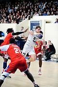 DESCRIZIONE : France Hand D1 Championnat de France D1 A Paris <br /> GIOCATORE : ACCAMBRAY WILLIAM <br /> SQUADRA : Montpellier<br /> EVENTO : FRANCE Hand D1<br /> GARA : Paris Montpellier<br /> DATA : 16/11/2011<br /> CATEGORIA : Hand D1 <br /> SPORT : Handball<br /> AUTORE : JF Molliere <br /> Galleria : France Hand 2011-2012 Action<br /> Fotonotizia : France Hand D1 Championnat de France D1 a Paris <br /> Predefinita :