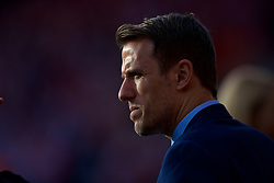 SOUTHAMPTON, ENGLAND - Friday, April 6, 2018: England's head coach Phil Neville before the FIFA Women's World Cup 2019 Qualifying Round Group 1 match between England and Wales at St. Mary's Stadium. (Pic by David Rawcliffe/Propaganda)