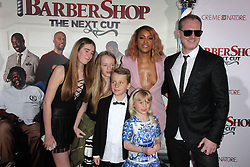 """Eve, Maximillion Cooper, at the """"Barbershop The Next Cut"""" Premiere, TCL Chinese Theater, Hollywood, CA 04-06-16. EXPA Pictures © 2016, PhotoCredit: EXPA/ Photoshot/ Martin Sloan<br /> <br /> *****ATTENTION - for AUT, SLO, CRO, SRB, BIH, MAZ, SUI only*****"""