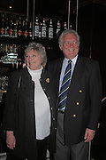 Sir Jeremy and Lady Hanley. Conservative fund raising dinner hosted  by Marco Pierre White and Franki Dettori at  Frankie's. Knightsbridge. 17 January 2004. ONE TIME USE ONLY - DO NOT ARCHIVE  © Copyright Photograph by Dafydd Jones 66 Stockwell Park Rd. London SW9 0DA Tel 020 7733 0108 www.dafjones.com