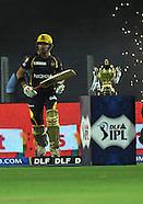 IPL 2012 Qualifier 1 Delhi Daredevils v Kolkata Knight Riders