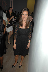 PIPPA MIDDLETON at the Swarovski 'Runwy Rocks' held at the Phillips de Pury Gallery, Howick Place, London on 10th June 2008.<br /><br />NON EXCLUSIVE - WORLD RIGHTS