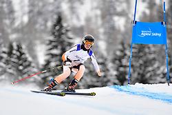 Downhill, ROTHFUSS Andrea, LW6/8-2, GER at the WPAS_2019 Alpine Skiing World Championships, Kranjska Gora, Slovenia