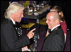Steve Hilton and Richard Branson at the White House