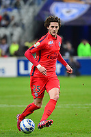 Adrien RABIOT    - 11.04.2015 -  Bastia / PSG - Finale de la Coupe de la Ligue 2015<br />Photo : Dave Winter / Icon Sport