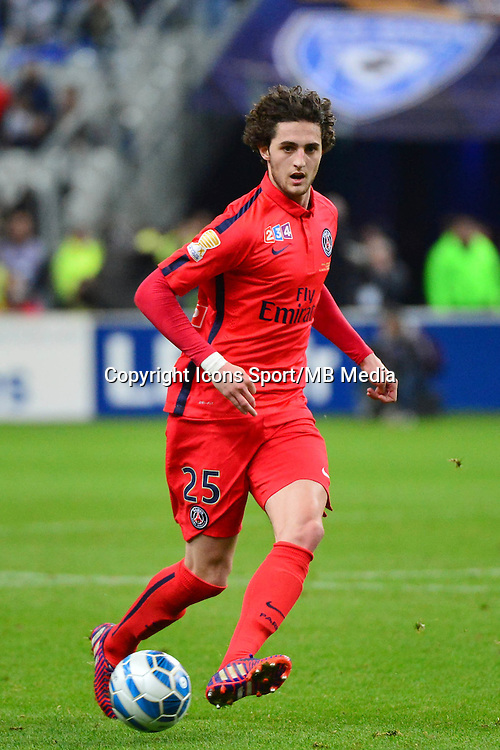 Adrien RABIOT    - 11.04.2015 -  Bastia / PSG - Finale de la Coupe de la Ligue 2015<br />