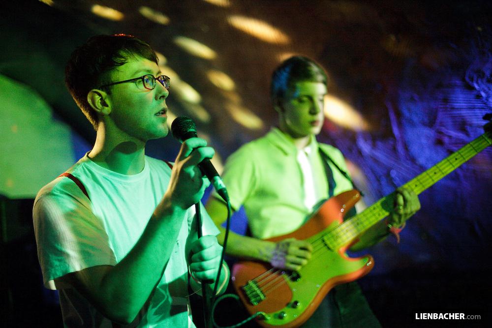 Yeah!Club Rockhouse, 7. 3. 09: Dancing Pigeons. Photo: Wolfgang Lienbacher