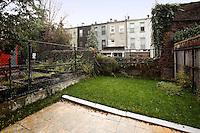 Garden at 419 West 117th Street