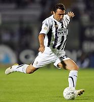 "Bertotto Valerio (Siena)<br /> Italian ""Serie A"" 2006-07<br /> 14 Oct 2006 (match day 6)<br /> Siena-Messina (3-1)<br /> ""A.Franchi"" Stadium-Siena-Italy<br /> Photographer Luca Pagliaricci INSIDE"