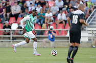 July 14, 2017: OKC Energy FC plays San Antonio FC in a USL game at Toyota Field in San Antonio, Texas.