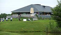 DEN HAAD - Site Event World Cup Hockey . Hockeygolf op de Rijswijkse Golfclub  FOTO KOEN SUYK