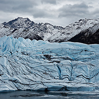 The incredible and highly accessible Matanuska Glacier in Alaska.  Hiking this glacier was a truly memorable experience.