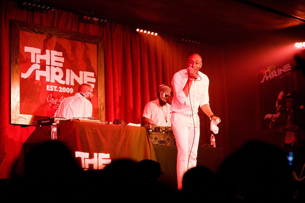 Yasiin Bey a.k.a. Mos Def at The Shrine