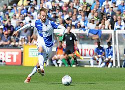 Chris Lines of Bristol Rovers - Mandatory by-line: Neil Brookman/JMP - 12/08/2017 - FOOTBALL - Memorial Stadium - Bristol, England - Bristol Rovers v Peterborough United - Sky Bet League One