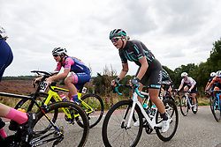 Emma Norsgaard Jorgensen (DEN) approaches the top of the climb at Boels Ladies Tour 2019 - Stage 5, a 154.8 km road race from Nijmegen to Arnhem, Netherlands on September 8, 2019. Photo by Sean Robinson/velofocus.com