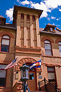 The Rico Court House, Rico, Colorado