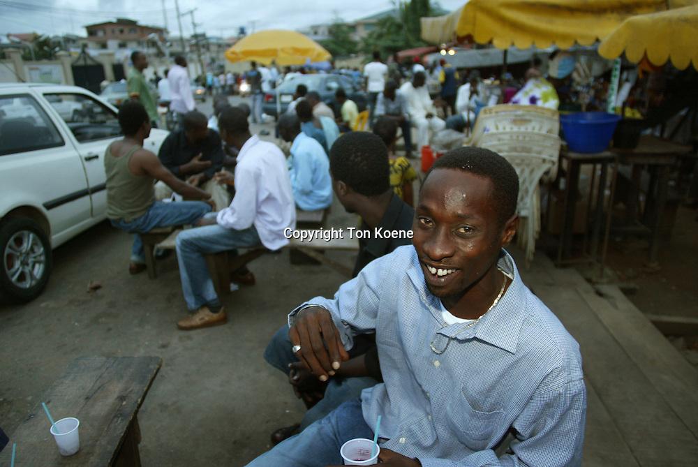 HIV aids awareness in Lagos, Nigeria