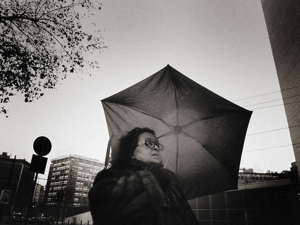 Street Photograhy, Europe, Italy, Milan, Milano