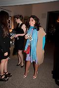 DANIELA ISSA HELAYEL; , Swarovski Whitechapel Gallery Art Plus Opera,  An evening of art and opera raising funds for the Whitechapel Education programme. Whitechapel Gallery. 77-82 Whitechapel High St. London E1 3BQ. 15 March 2012