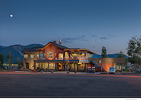 Truckee Airport Terminal - Ward Young Architects, Gary Davis Group, Gabbart and Woods, and Design Tech.