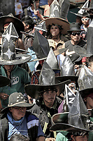 Inti Raymi festival of the sun, every June solstice in Cotacachi, Ecuador